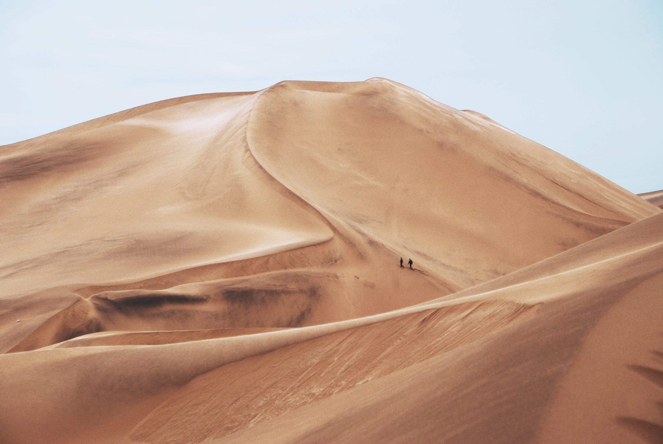 乾燥地帯画像